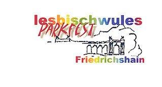 Lesbisch/Schwules Parkfest Friedrichshain